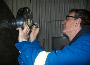 20/20 NDT Technician Visual Inspection of Fabrication Welding in Grande Prairie