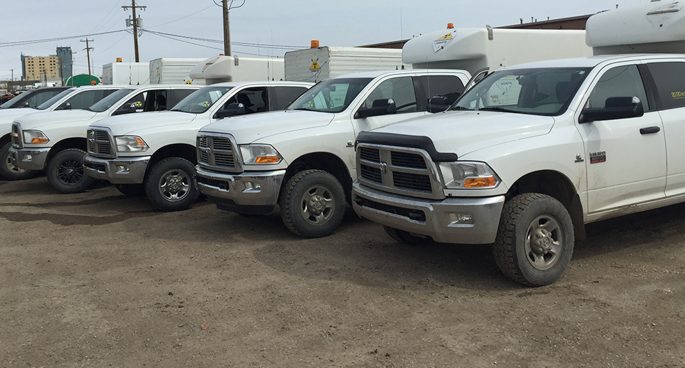 2020 NDT | Non-Destructive Testing & Pipeline X-Ray Alberta | Our Fleet of Professionals