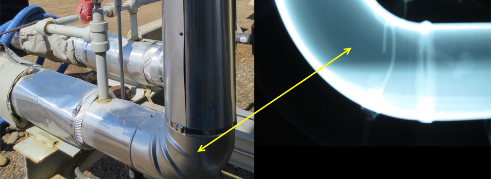Industrial X-Ray Inspection Grande Prairie