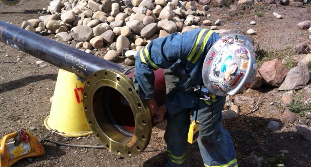 2020 NDT | Non-Destructive Testing & Pipeline X-Ray Alberta | Weld Inspection Grande Prairie