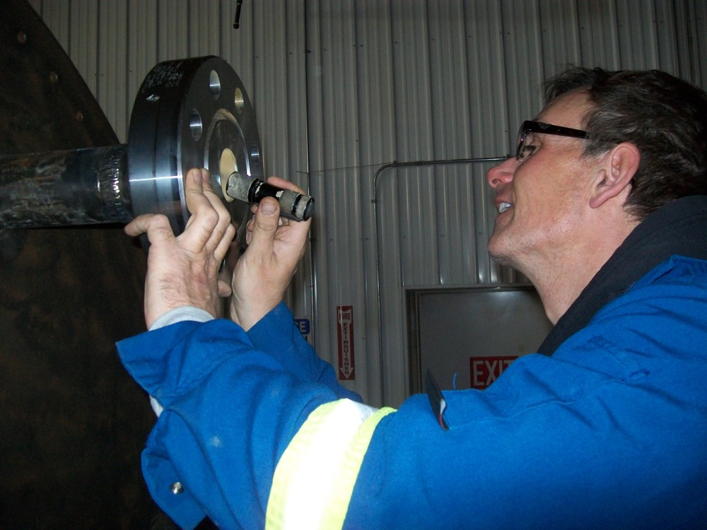 How to Detect Weld Failures With Non-Destructive Testing